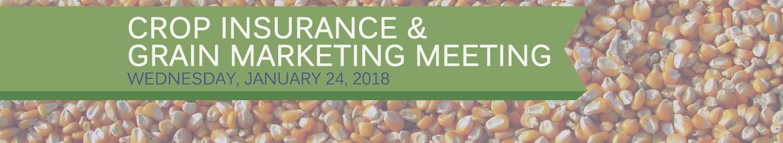 January Grain Marketing Meeting